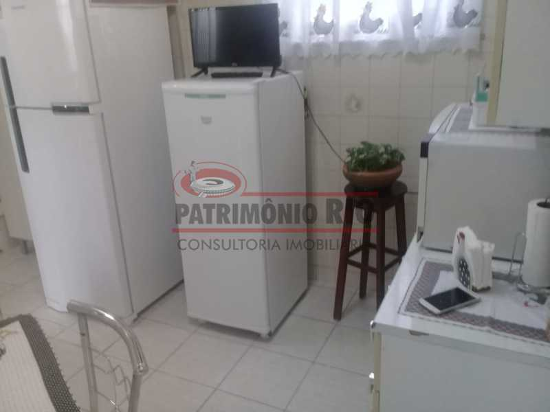 14. - Excelente casa única o terreno na Penha com 3qtos, terraço, piscina e churrasqueira, junto Av. Lobo JR. - PACA30476 - 15
