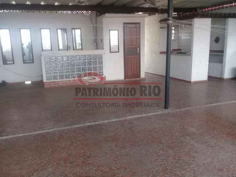 18. - Excelente casa única o terreno na Penha com 3qtos, terraço, piscina e churrasqueira, junto Av. Lobo JR. - PACA30476 - 19