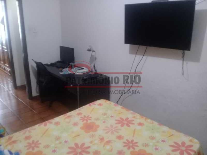 24. - Excelente casa única o terreno na Penha com 3qtos, terraço, piscina e churrasqueira, junto Av. Lobo JR. - PACA30476 - 24