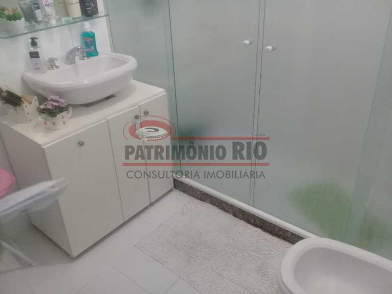 26. - Excelente casa única o terreno na Penha com 3qtos, terraço, piscina e churrasqueira, junto Av. Lobo JR. - PACA30476 - 25