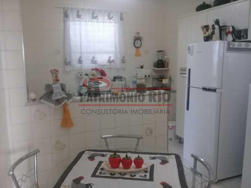 27. - Excelente casa única o terreno na Penha com 3qtos, terraço, piscina e churrasqueira, junto Av. Lobo JR. - PACA30476 - 26