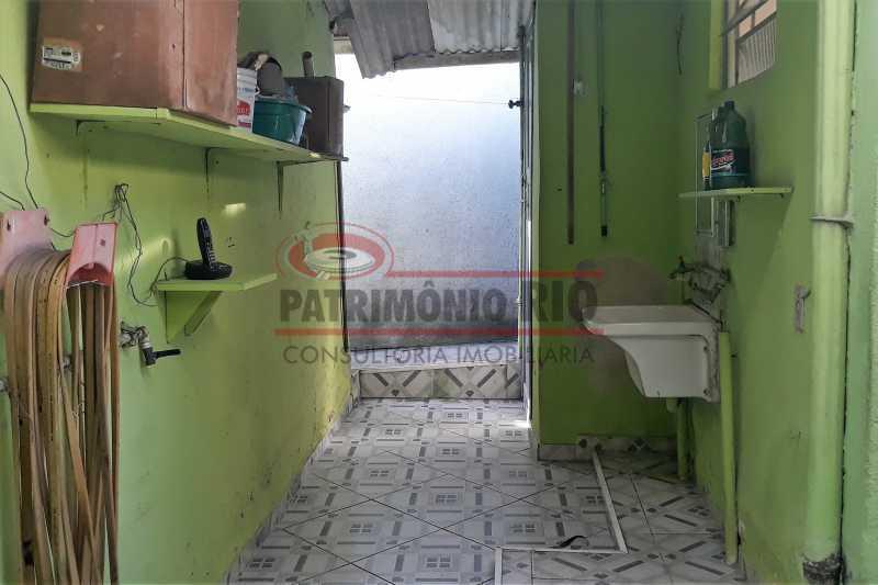 20200310_155136 - Casa frente de rua em Vista Alegre - PACA10086 - 18