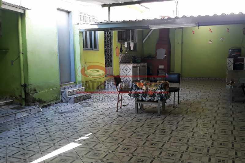 20200310_155221 - Casa frente de rua em Vista Alegre - PACA10086 - 20