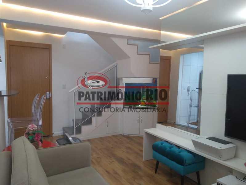 7505_G1539977967 - Excelente Cobertura, Condomínio fechado Spazio Recoleta - PACO30073 - 1