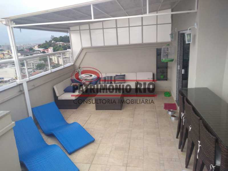 7505_G1539978019 - Excelente Cobertura, Condomínio fechado Spazio Recoleta - PACO30073 - 6