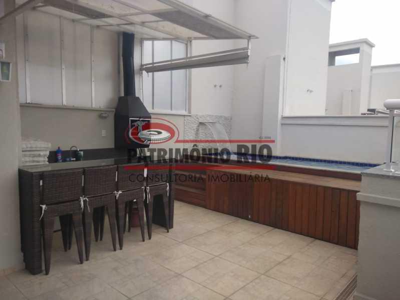 7505_G1539978027 - Excelente Cobertura, Condomínio fechado Spazio Recoleta - PACO30073 - 7