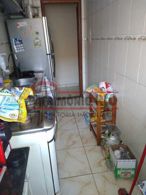 índice1.33. - Apartamento 2 quartos à venda Jardim América, Rio de Janeiro - R$ 145.000 - PAAP23626 - 15