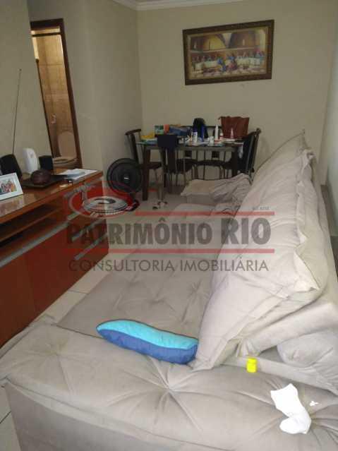 índice1.28. - Apartamento 2 quartos à venda Jardim América, Rio de Janeiro - R$ 145.000 - PAAP23626 - 1