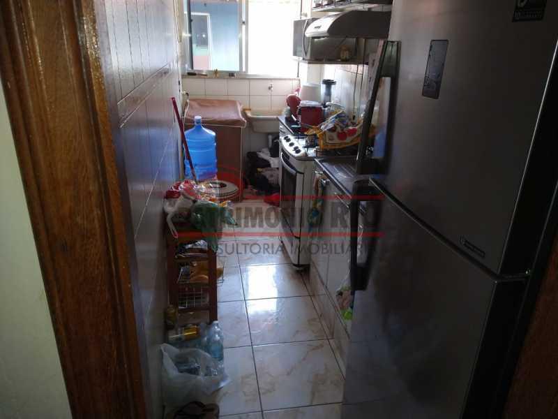 índice1.8. - Apartamento 2 quartos à venda Jardim América, Rio de Janeiro - R$ 145.000 - PAAP23626 - 27