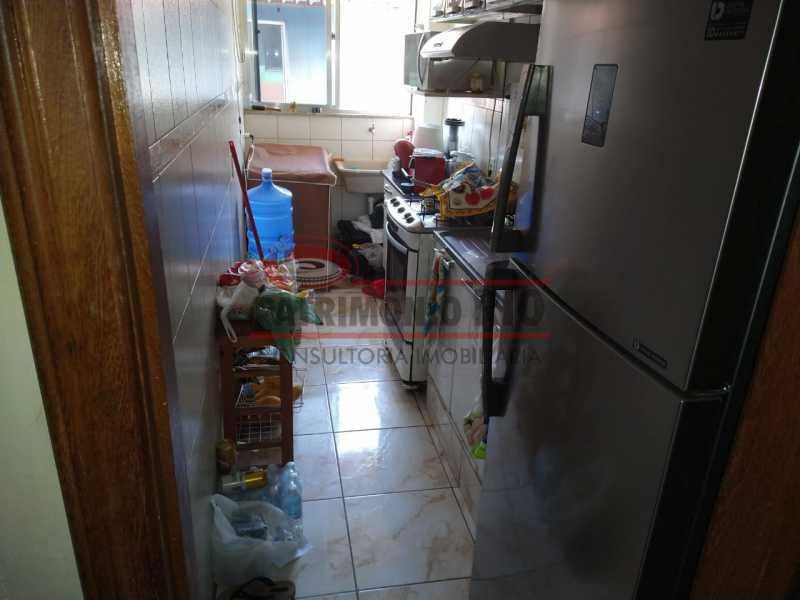 índice1.4. - Apartamento 2 quartos à venda Jardim América, Rio de Janeiro - R$ 145.000 - PAAP23626 - 29