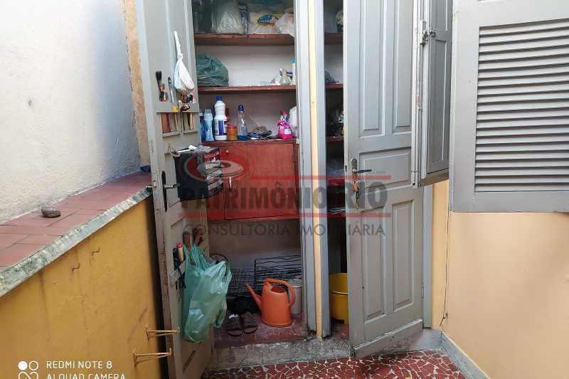 IMG_20200316_152542 - Excelente casa linear - 2qtos - Vista Alegre - PACA20522 - 6