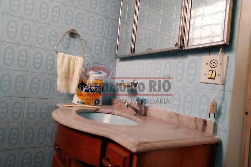 IMG_20200316_152806 - Excelente casa linear - 2qtos - Vista Alegre - PACA20522 - 15