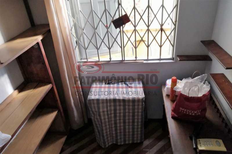IMG_20200316_152836 - Excelente casa linear - 2qtos - Vista Alegre - PACA20522 - 16