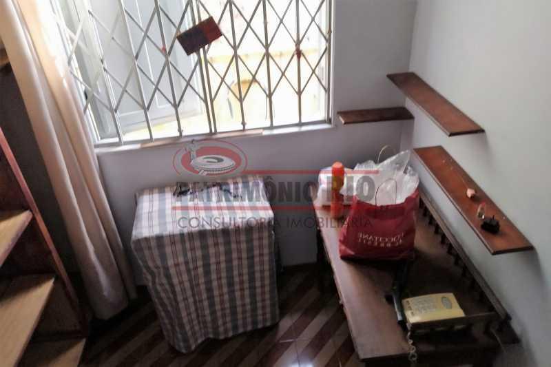 IMG_20200316_152841 - Excelente casa linear - 2qtos - Vista Alegre - PACA20522 - 17