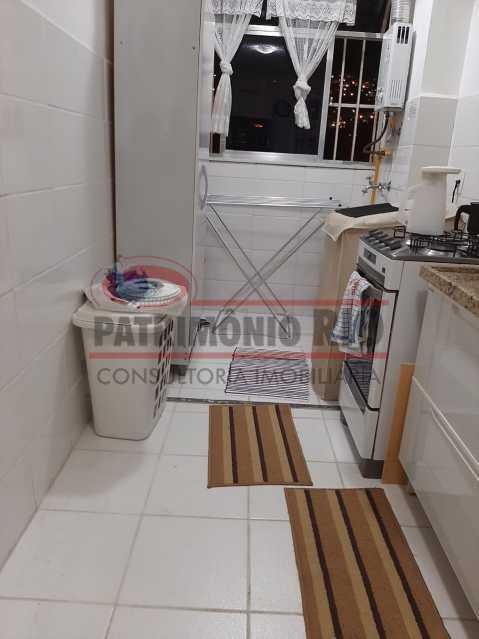 3 - Cozinha. - Sala quarto com vaga e lazer completo - PAAP10413 - 6