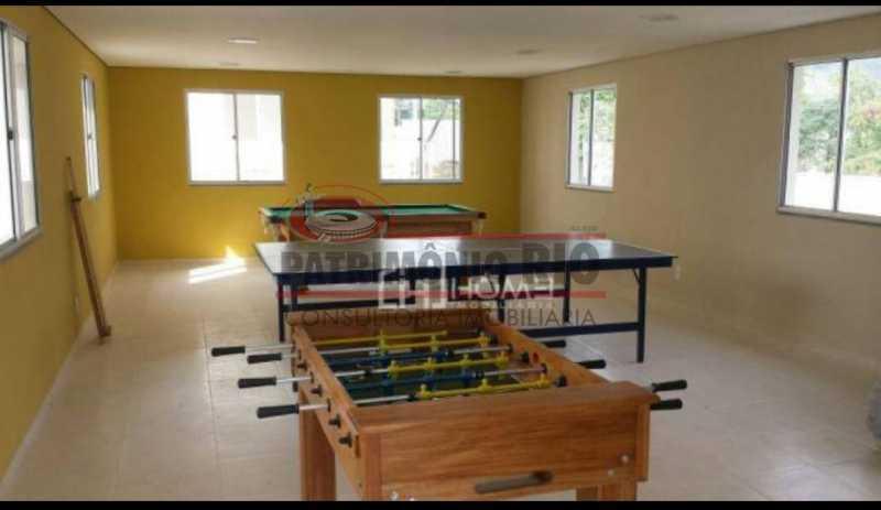 5 - Lazer 5. - Sala quarto com vaga e lazer completo - PAAP10413 - 13