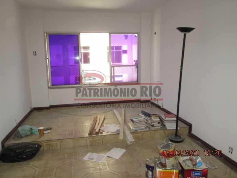 IMG_1067 - Excelente Apartamento - 2quartos, vaga garagem - dependência completa - Praça Seca - PAAP23649 - 9