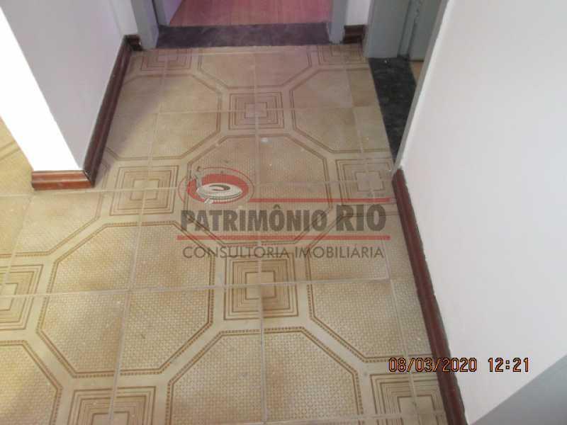 IMG_1069 - Excelente Apartamento - 2quartos, vaga garagem - dependência completa - Praça Seca - PAAP23649 - 11
