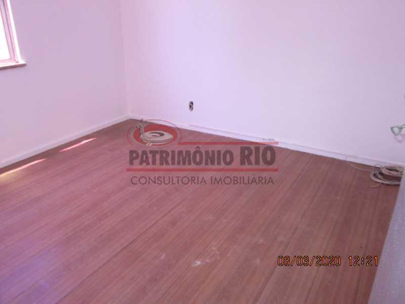 IMG_1070 - Excelente Apartamento - 2quartos, vaga garagem - dependência completa - Praça Seca - PAAP23649 - 12