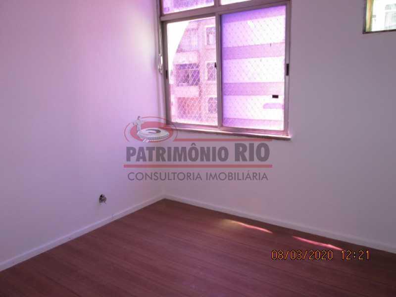 IMG_1071 - Excelente Apartamento - 2quartos, vaga garagem - dependência completa - Praça Seca - PAAP23649 - 13