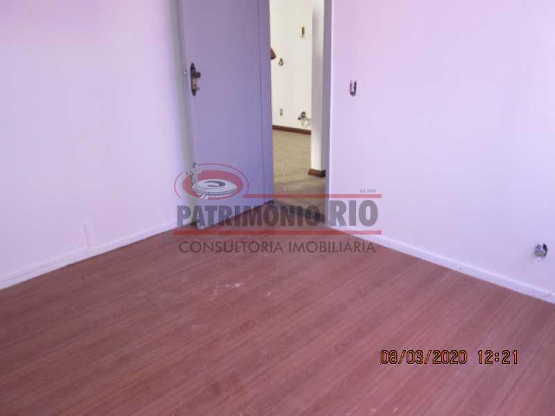 IMG_1072 - Excelente Apartamento - 2quartos, vaga garagem - dependência completa - Praça Seca - PAAP23649 - 14