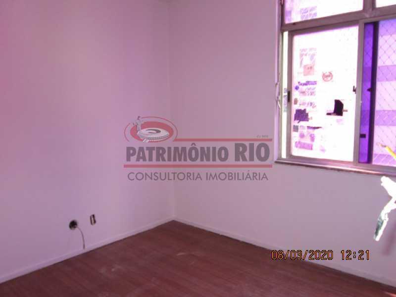 IMG_1073 - Excelente Apartamento - 2quartos, vaga garagem - dependência completa - Praça Seca - PAAP23649 - 15