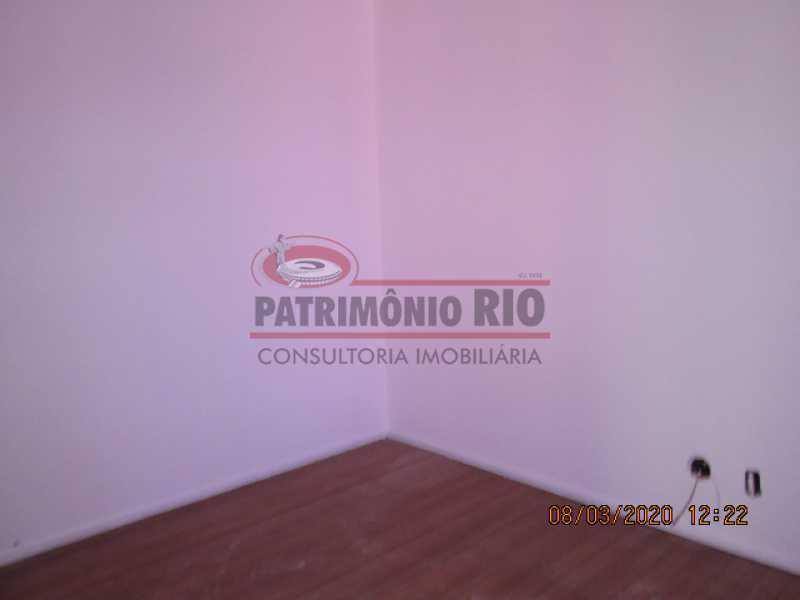 IMG_1074 - Excelente Apartamento - 2quartos, vaga garagem - dependência completa - Praça Seca - PAAP23649 - 16