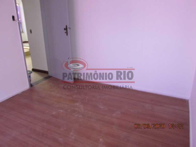IMG_1075 - Excelente Apartamento - 2quartos, vaga garagem - dependência completa - Praça Seca - PAAP23649 - 17