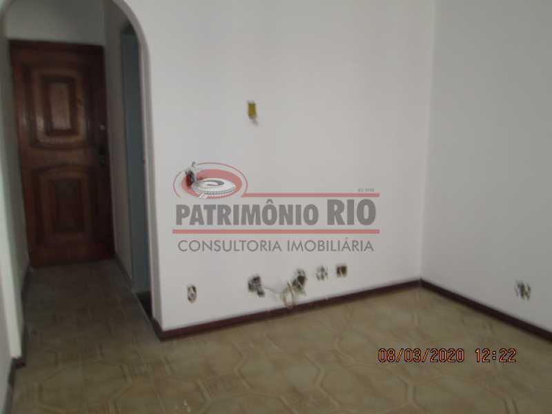 IMG_1077 - Excelente Apartamento - 2quartos, vaga garagem - dependência completa - Praça Seca - PAAP23649 - 19