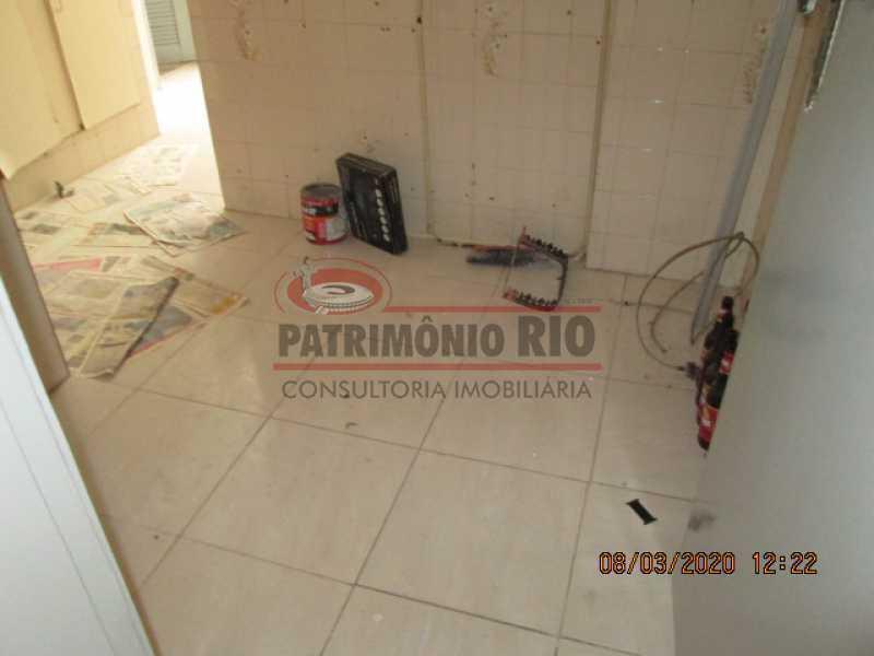 IMG_1078 - Excelente Apartamento - 2quartos, vaga garagem - dependência completa - Praça Seca - PAAP23649 - 20