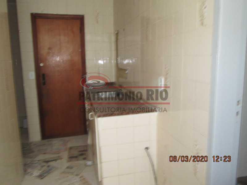 IMG_1079 - Excelente Apartamento - 2quartos, vaga garagem - dependência completa - Praça Seca - PAAP23649 - 21