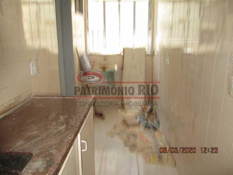 IMG_1080 - Excelente Apartamento - 2quartos, vaga garagem - dependência completa - Praça Seca - PAAP23649 - 22