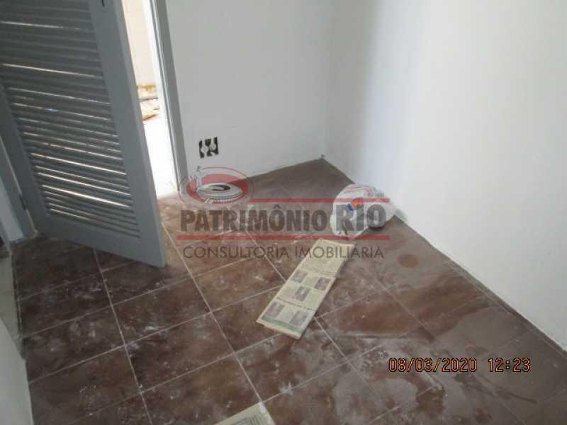 IMG_1081 - Excelente Apartamento - 2quartos, vaga garagem - dependência completa - Praça Seca - PAAP23649 - 23