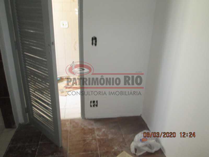 IMG_1083 - Excelente Apartamento - 2quartos, vaga garagem - dependência completa - Praça Seca - PAAP23649 - 25