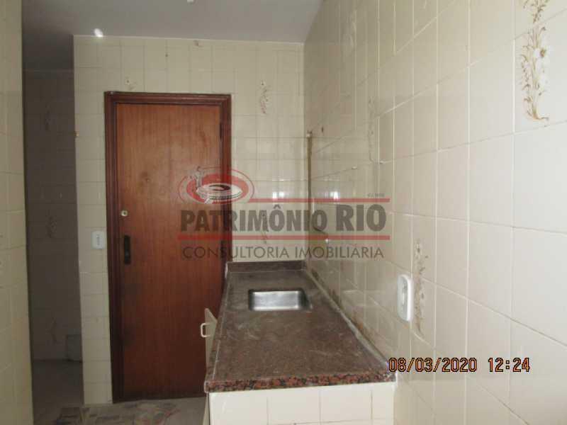 IMG_1084 - Excelente Apartamento - 2quartos, vaga garagem - dependência completa - Praça Seca - PAAP23649 - 26
