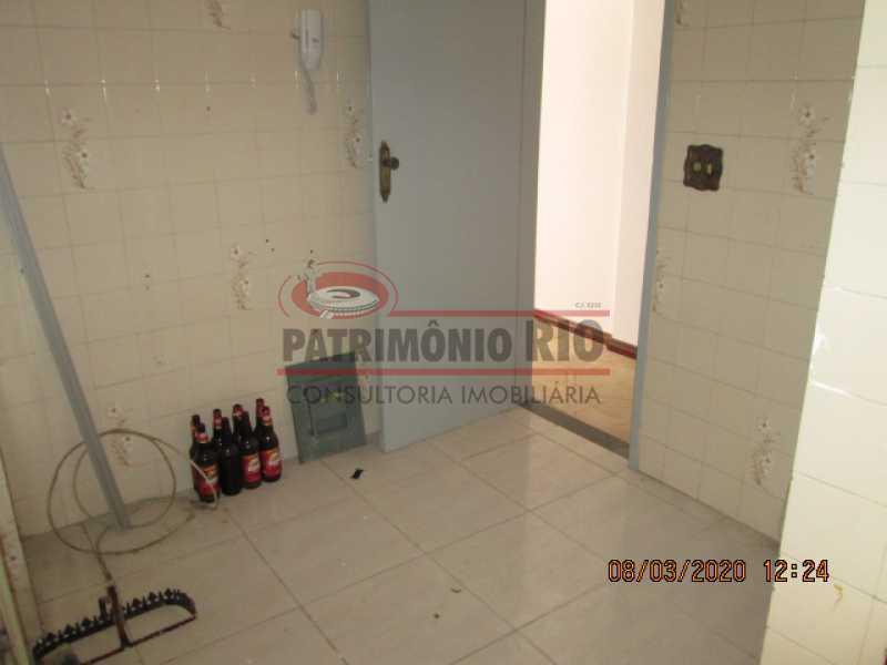 IMG_1085 - Excelente Apartamento - 2quartos, vaga garagem - dependência completa - Praça Seca - PAAP23649 - 27