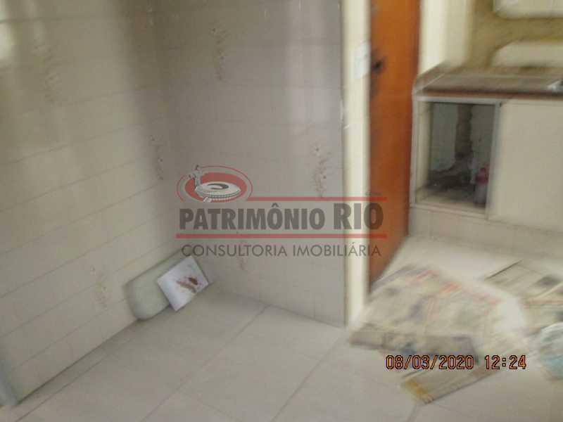 IMG_1086 - Excelente Apartamento - 2quartos, vaga garagem - dependência completa - Praça Seca - PAAP23649 - 28