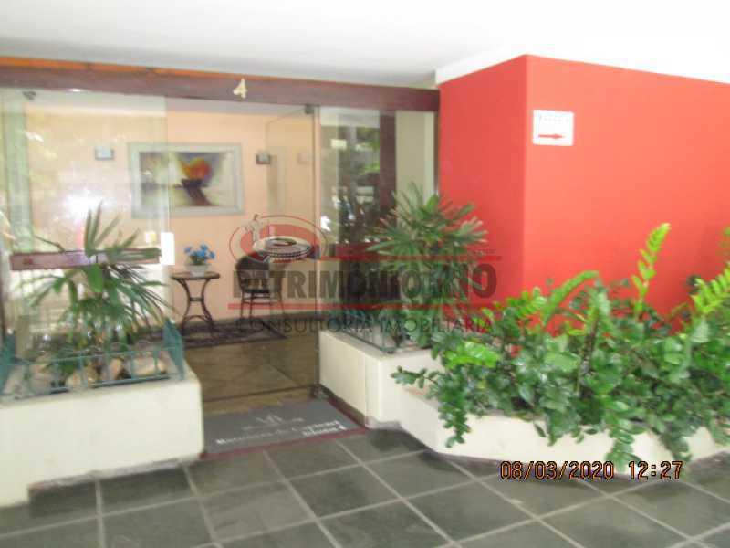 IMG_1087 - Excelente Apartamento - 2quartos, vaga garagem - dependência completa - Praça Seca - PAAP23649 - 6