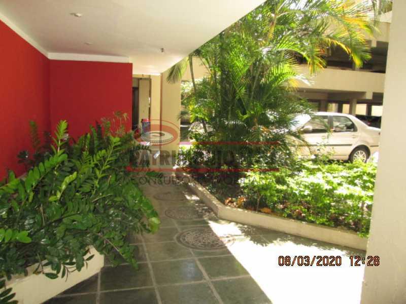 IMG_1088 - Excelente Apartamento - 2quartos, vaga garagem - dependência completa - Praça Seca - PAAP23649 - 7