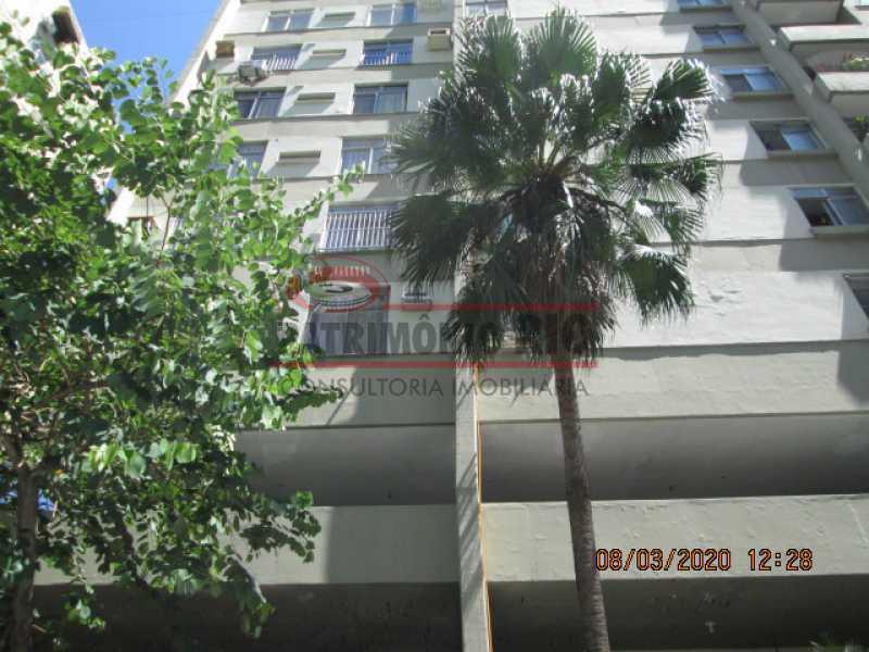IMG_1089 - Excelente Apartamento - 2quartos, vaga garagem - dependência completa - Praça Seca - PAAP23649 - 3