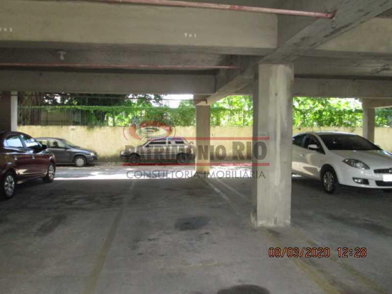 IMG_1090 - Excelente Apartamento - 2quartos, vaga garagem - dependência completa - Praça Seca - PAAP23649 - 29