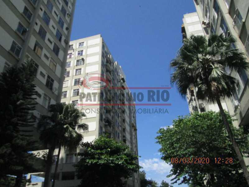 IMG_1091 - Excelente Apartamento - 2quartos, vaga garagem - dependência completa - Praça Seca - PAAP23649 - 4