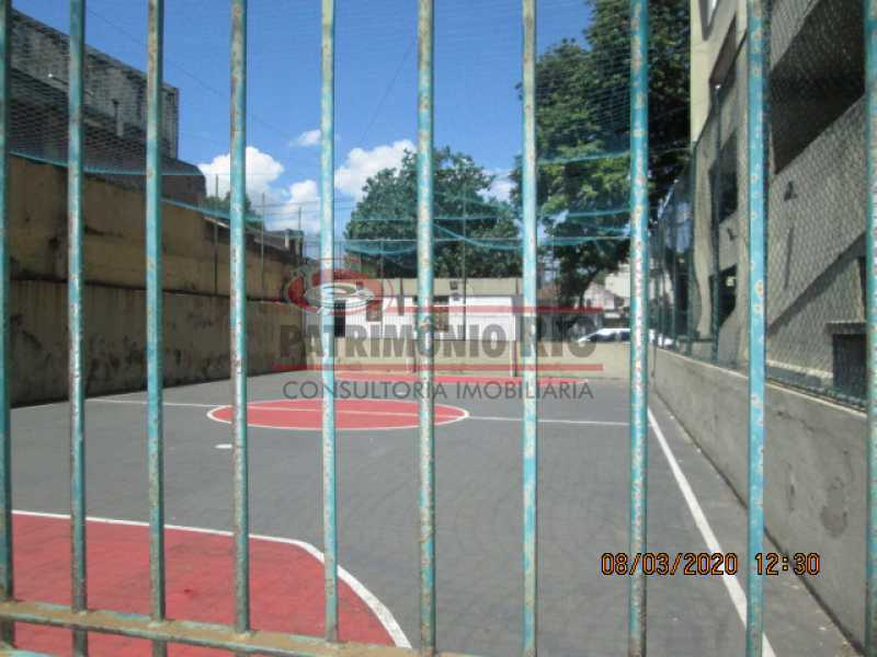 IMG_1092 - Excelente Apartamento - 2quartos, vaga garagem - dependência completa - Praça Seca - PAAP23649 - 30