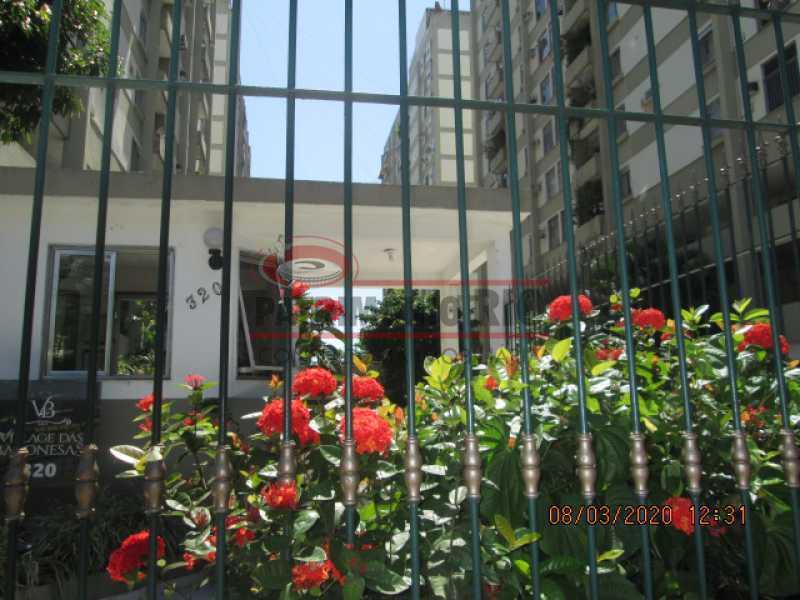 IMG_1094 - Excelente Apartamento - 2quartos, vaga garagem - dependência completa - Praça Seca - PAAP23649 - 5