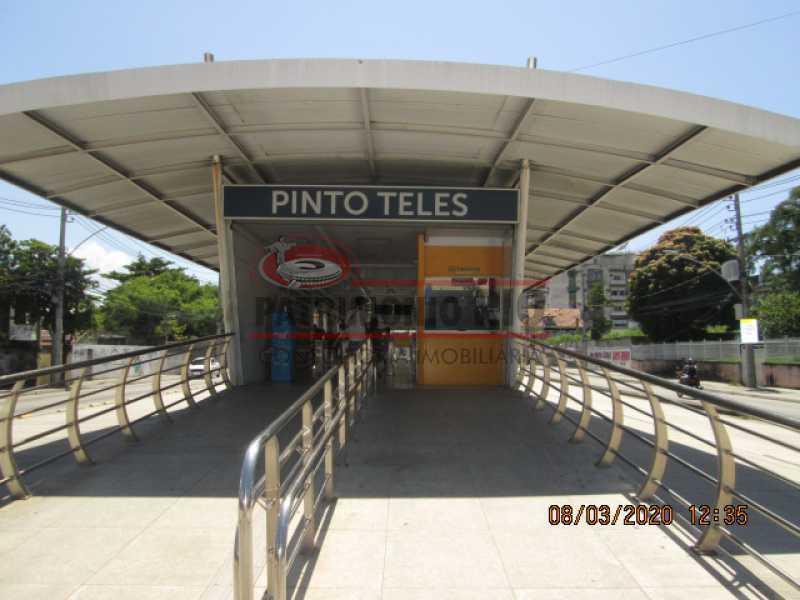 IMG_1097 - Excelente Apartamento - 2quartos, vaga garagem - dependência completa - Praça Seca - PAAP23649 - 31