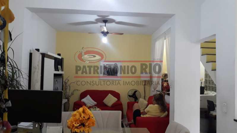 1.2 - Sala. - Casa triplex - 3qtos em Jardim América - PACV30041 - 3