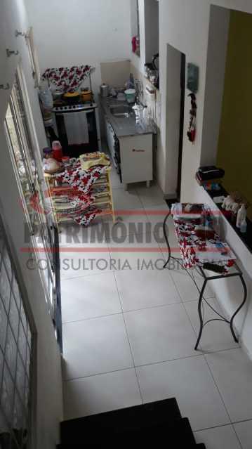 2 2. - Casa triplex - 3qtos em Jardim América - PACV30041 - 6