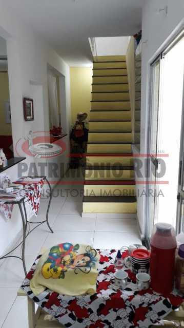 4 1. - Casa triplex - 3qtos em Jardim América - PACV30041 - 11