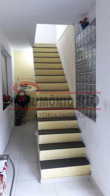 4. - Casa triplex - 3qtos em Jardim América - PACV30041 - 16