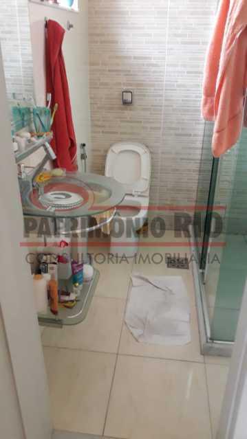8 4. - Casa triplex - 3qtos em Jardim América - PACV30041 - 30